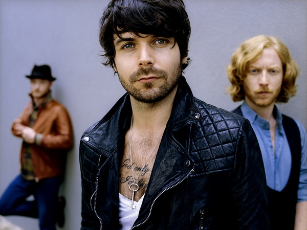 """Biffy Clyro - """"A lot of people are good at talking a good game but really they can't play a good game"""""""