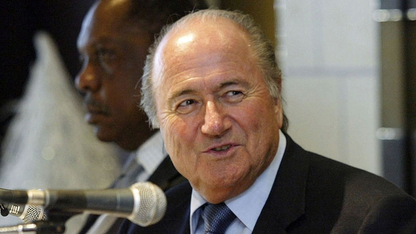 Sepp Blatter continues to incur the wrath of many high-profile figures in world football