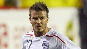 Beckham makes no secret about his desire to lead out the GB soccer team