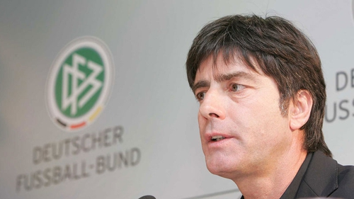 Joachim Loew is confident heading into Germany's Euro 2012 semi-final