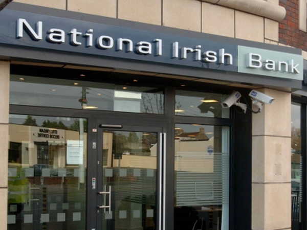 National Irish Bank - Deal with An Post