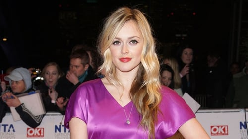 Fearne Cotton has a thing for men named Jesse it seems