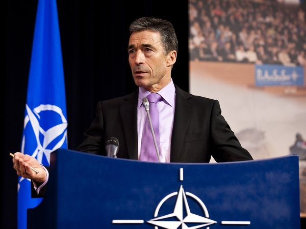 Anders Fogh Rasmussen - Backed UN calls for prompt and credible investigation