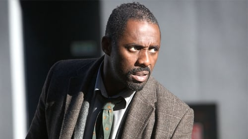 Idris Elba for Satueday Night Show