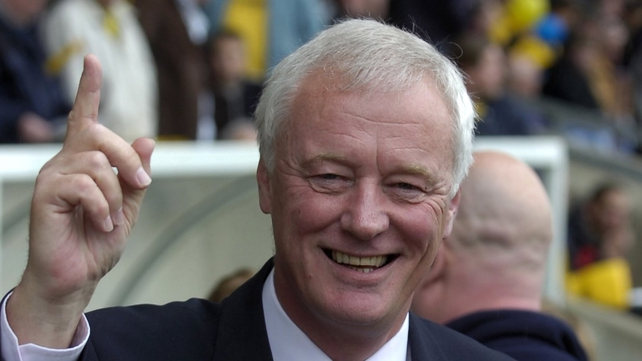 Barry Hearn believes his attempt to alleviate the fears of Mark Allen has been successful