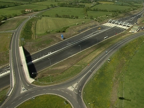M3 - Controversial motorway completed