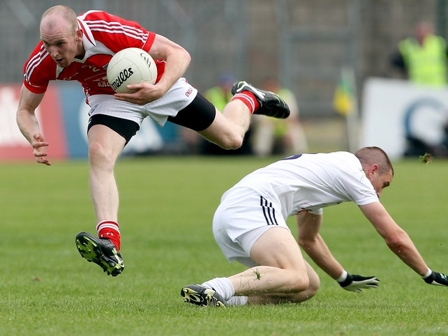 Louth ran up a very impressive 1-22 scoreline against Kildare