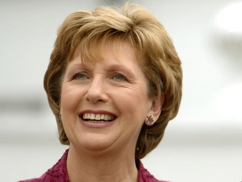 Mary McAleese - To attend Shanghai EXPO