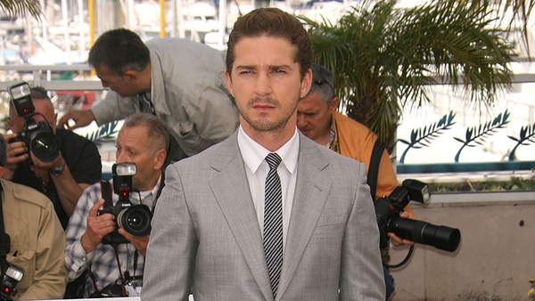 Shia LaBeouf to go out with a bang