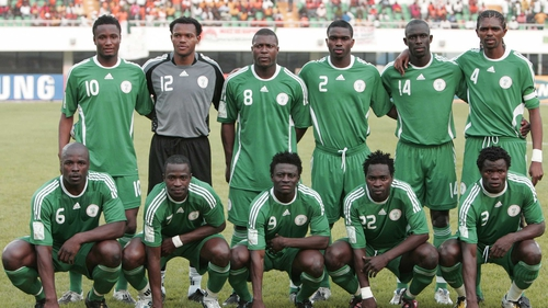 There is no suggestion of match-fixing in Nigeria games according to FIFA