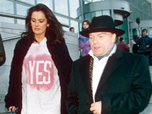Michelle & Van Morrison - Case against local council