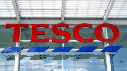 Tesco has seen profits fall sharply as it tries to deal with a changing market