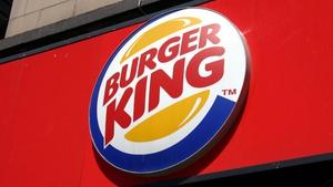 Sales at Burger King rose 1.7% in the quarter ended September 30