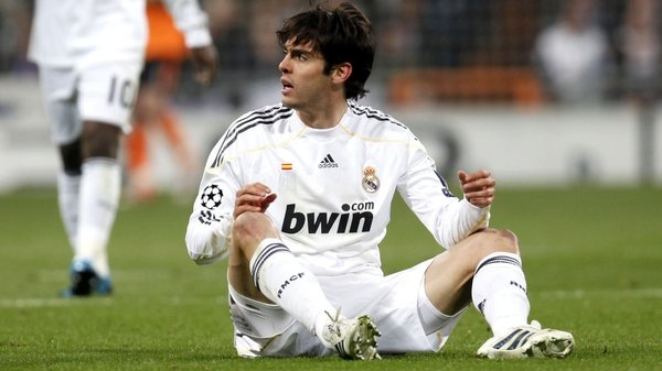 Kaka will hope for a revival in his career back at the San Siro
