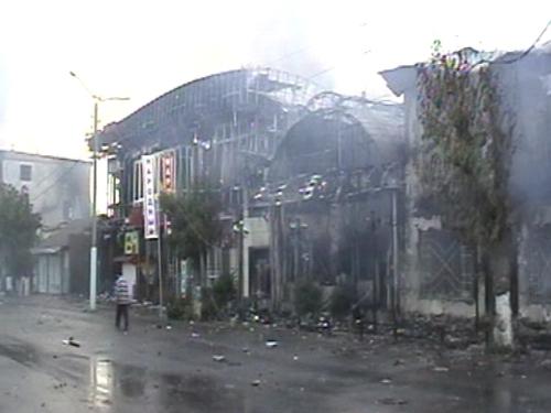 Kyrgyzstan - Unrest