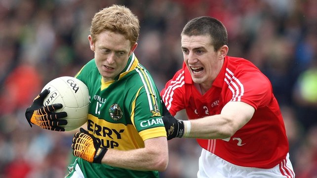 Colm 'Gooch' Cooper was superb for Kerry in Páirc Uí Chaoimh - he knocked over six points for The Kingdom