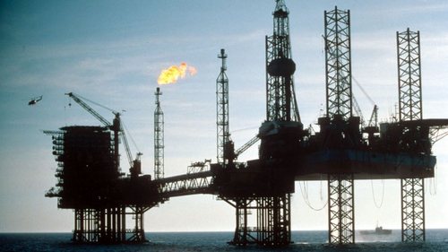 North Sea oil output fell towards the end of last year due to extended maintenance
