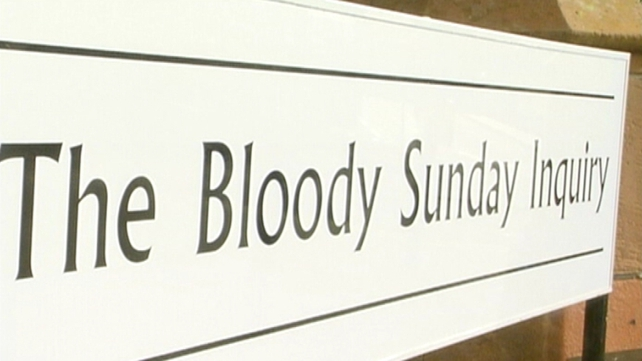 Bloody Sunday report - To be published tomorrow