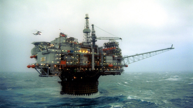 New investment in North Sea could help UK tax revenues