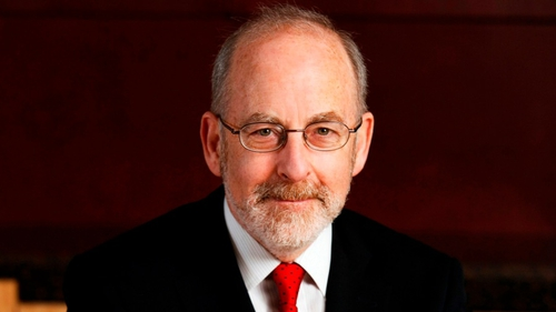 Patrick Honohan - Approves of Anglo Irish Bank split plan