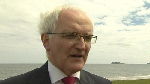 John Gormley - Strongly criticised Labour Party