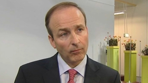 Micheál Martin - Says the diplomat is a victim of the actions of the state they represent