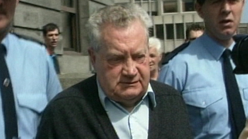 The three people were abused by Brendan Smyth between 1969 and 1988