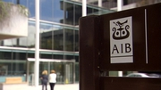 AIB's profit includes a €188m write-back of money previously set aside to cover expected bad debts.