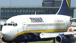 Ryanair says it is the first airline in Europe to carry more than 9 million passengers in a month