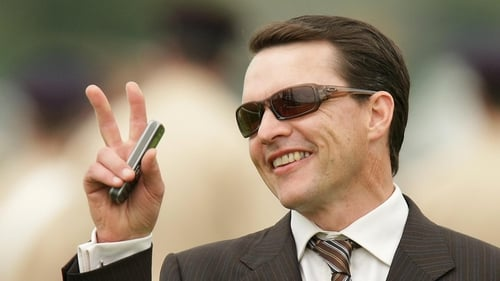 Aidan O'Brien clocked an impressive time to back up the strong visual impression he made at Naas