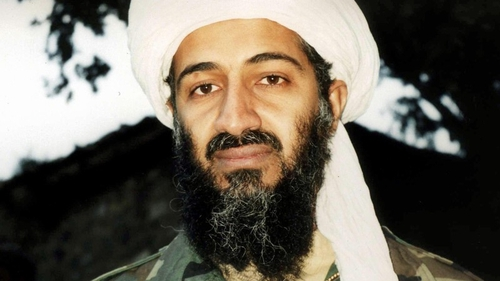 Osama bin Laden - Believed to be in Afghanistan