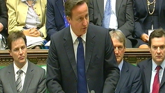 David Cameron - House of Commons speech