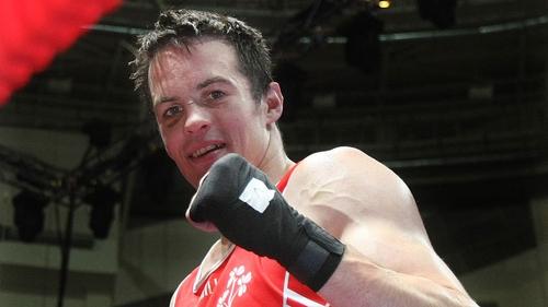 Darren O'Neill: 75kg - middleweight