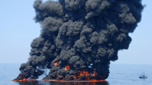 BP shares dropped 6% yesterday after a US judge said it was 'grossly negligent' in the 2010 rig explosion and spill