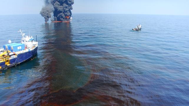 Deepwater Horizon accident killed 11 workers