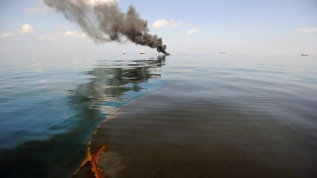 Gulf of Mexico oil spill was the worst ever spill in the US