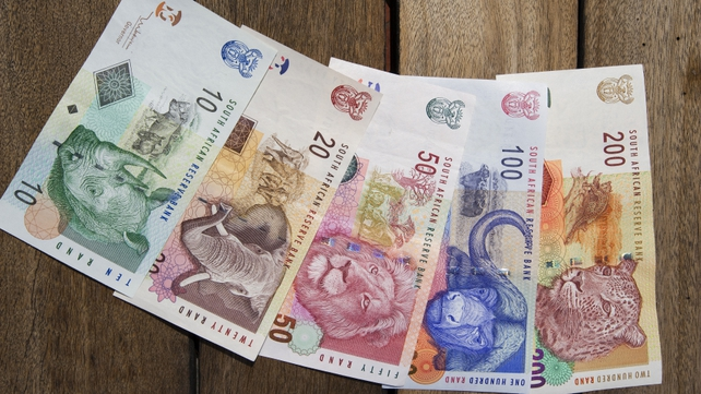 South African Reserve Bank said economic growth is expected to slow