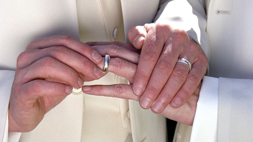 Convention's members voted on same-sex marriage issue