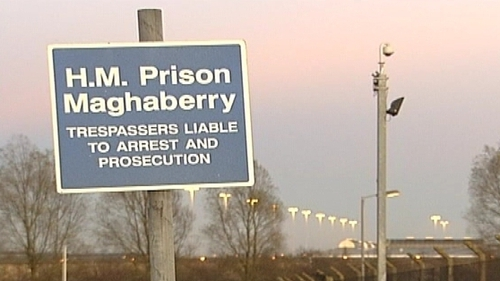 Maghaberry Prison - Agreement reached