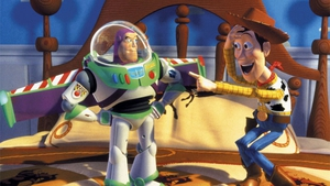 Buzz and Woody: the toys are back!