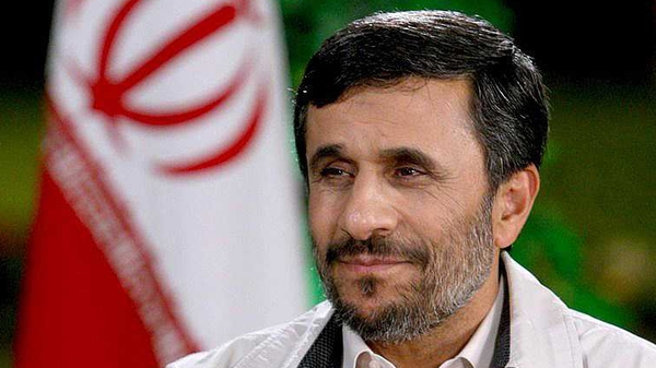 Mahmoud Ahmadinejad - In March he said attacks were a 'big lie'