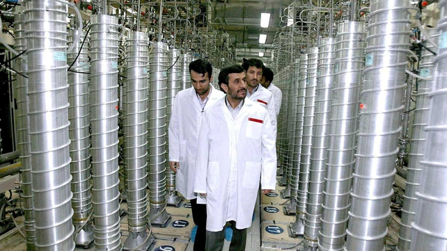 Iran - Forging ahead with nuclear plans