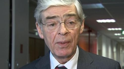 Alan Dukes - Banking system would require another €15 billion