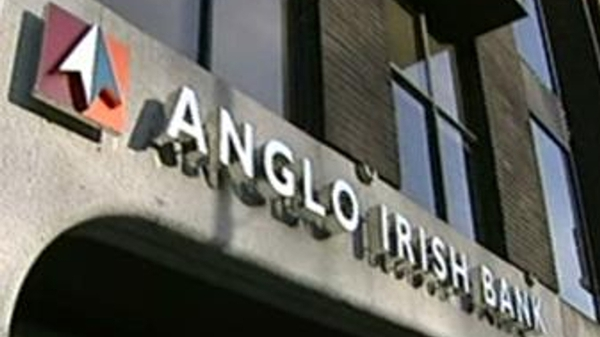 Anglo Irish Bank - Costs to push deficit higher