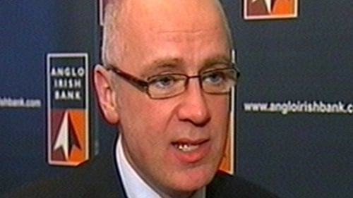 David Drumm - 'Extraordinary turn of events', says Anglo lawyer