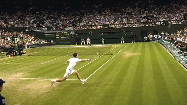 It's strawberries and cream all-round as Wimbledon fortnight begins