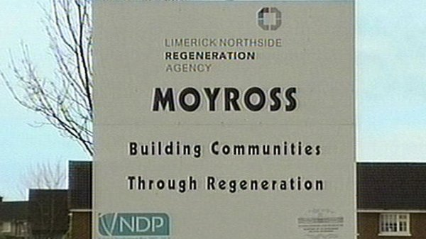 Moyross - Regeneration starts this year