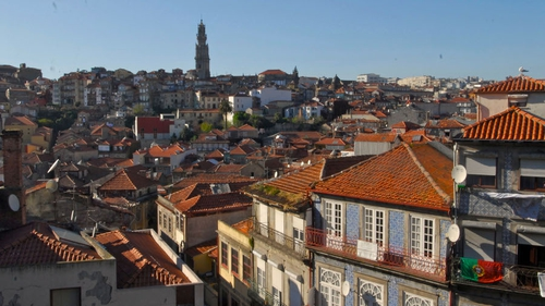Portugal's economy contracted by 3.2% in 2012