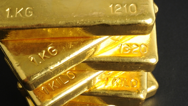 Gold record - Metal seen as hedge against inflation