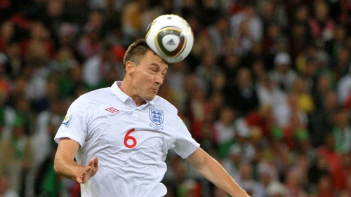 John Terry is determined to add to his 72 England caps despite being dogged by controversy
